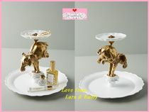 19SS☆最安値保証*関送料込【Anthro】Elephant Decorative Tray