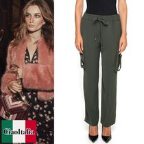 MICHAEL KORS    Cady Cargo Trousers