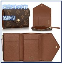 Monogram(茶)【東京発・送込・関税無】Louis Vuitton VICTORINE