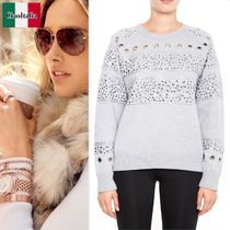 MICHAEL KORS  Studded Pull With Eyelets
