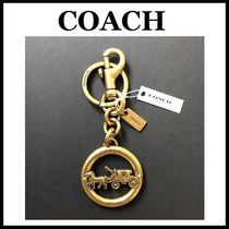COACH ◆キーチェーン・キーホルダー・キーリング・鍵取り付け
