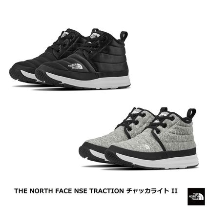 THE NORTH FACE スニーカー [THE NORTH FACE] あたたかブーツ NSE TRACTION CHUKKA LITE II
