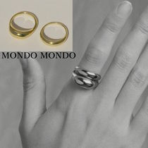 LA発!CAFE RING SET【MOND MONDO】真鍮