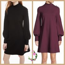 Kate Spade mockneck ponte dress☆セール