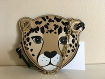 Kate Spade Run Wild Leopard Cheetah Coin Purse セール 即発送