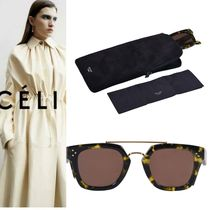 CELINE Clubmaster-style sunglasses