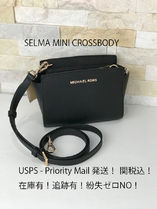 お買い得 Michael Kors★SELMA MINI CROSSBODY☆追跡有