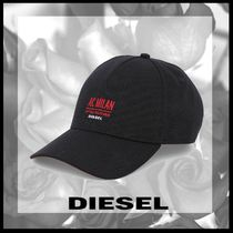 *DIESEL*x AC Milan special collectionコラボキャップ*国内発送