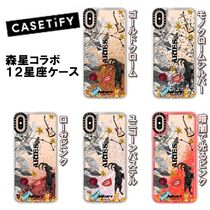 【Casetify】 ★ iPhone ★ 森星コラボ 12星座 ケース