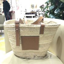 【LOEWE】19SS新作  Basket Medium Bag (Natural/Tan)