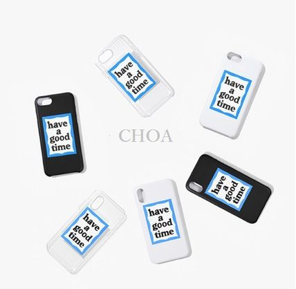 have a good time スマホケース・テックアクセサリー 【have a good time】BLUE FRAME IPHONE CASE■スマホケース■