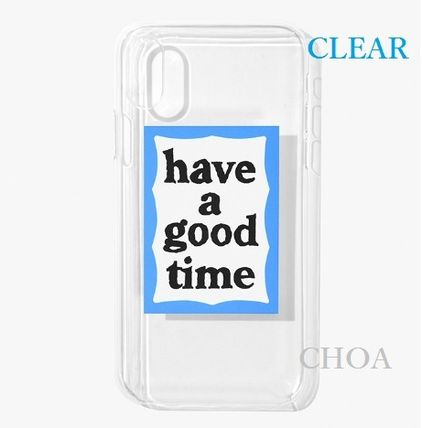 have a good time スマホケース・テックアクセサリー 【have a good time】BLUE FRAME IPHONE CASE■スマホケース■(10)