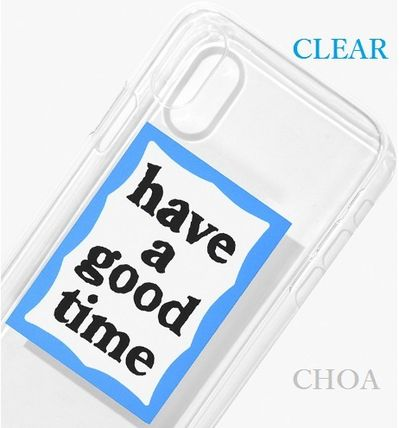 have a good time スマホケース・テックアクセサリー 【have a good time】BLUE FRAME IPHONE CASE■スマホケース■(12)