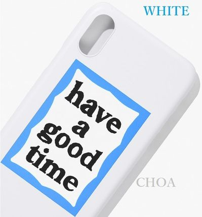 have a good time スマホケース・テックアクセサリー 【have a good time】BLUE FRAME IPHONE CASE■スマホケース■(4)