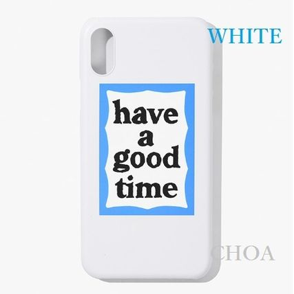 have a good time スマホケース・テックアクセサリー 【have a good time】BLUE FRAME IPHONE CASE■スマホケース■(2)