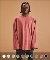 ATTENTIONROW(アテンションロー) Tシャツ・カットソー 日本未入荷★ATTENTIONROW★enough layered long sleeve★10色