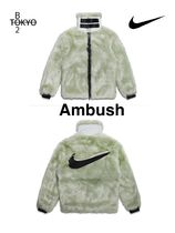 NIKE × AMBUSH REVERSIBLE FAUX ファージャケット♡