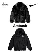 NIKE × AMBUSH REVERSIBLE FAUX ファーコート♡