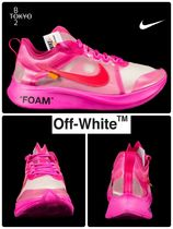 Off White × NIKE ZOOM FLY ♡