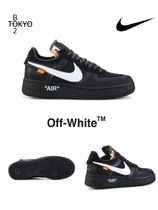 Off White × NIKE AIR FORCE1 LOW ♡