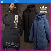 【Adidas】正規品Women's originals Long down jacket 追跡付