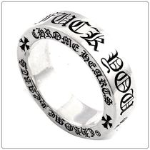 CHROME HEARTS6mmspacer ring CH fuck youインボイス付き