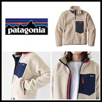 Patagonia Classic Retro-X Fleece Jacket フリース ナチュラル