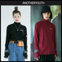 ANOTHERYOUTH(アナザーユース) Tシャツ・カットソー ☆ANOTHERYOUTH☆  warmer turtleneck  2色