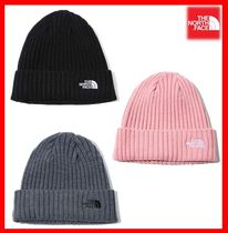 ☆韓国の人気☆【THE NORTH FACE】☆EX LOGO BEANIE☆3色☆