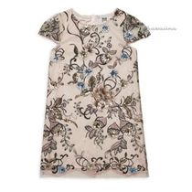SALE!送料込【Milly Minis】  Sequin Floral Dress