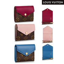 Louis Vuitton(ルイヴィトン) 折りたたみ財布 ルイヴィトン★LVポルトフォイユ・ゾエ・コンパクト財布[直営店]