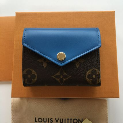Louis Vuitton 折りたたみ財布 ルイヴィトン★LVポルトフォイユ・ゾエ・コンパクト財布[直営店](16)