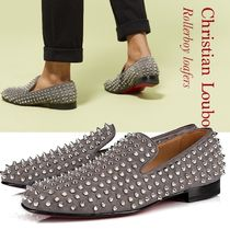 Christian Louboutin  Rollerboy Spikes Veau Velours