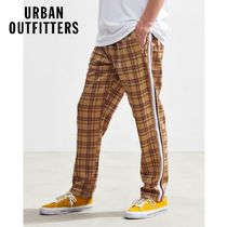 ☆Urban Outfitters☆ チェック柄 Track Pant