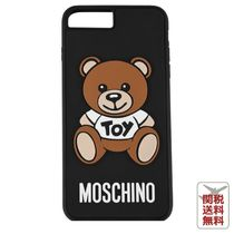 MoschinoIPHONEテディケース/iPhone 6 / 6S / 7/8に対応