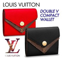 DOUBLE V COMPACT WALLET