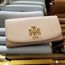 2019SS♪ Tory Burch ★ BRITTEN ENVELOPE CONTINENTAL WALLET