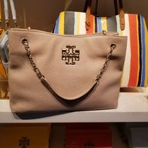 2019SS♪ Tory Burch ★ BRITTEN TRIPLE COMPARTMENT TOTE