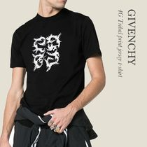 GIVENCHY 4G Flame プリントTシャツ
