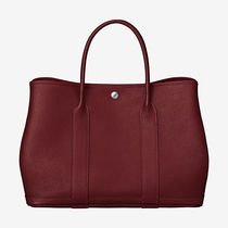 HERMES 大人気中 !! Garden Party 36 tote bag rouge H