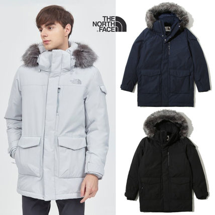 THE NORTH FACE☆NEW GRANT DOWN PARKA☆