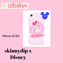 日本未入荷★DisneyxSkinny Dip★Mickey Prom King★iphone case