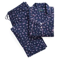 Floral Cotton-Blend Sleep Set