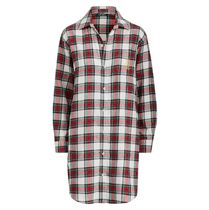 Brushed Cotton Sleep Shirt