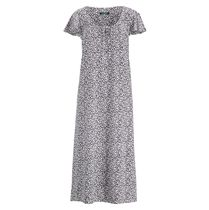 Cotton-Modal Nightgown