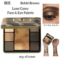 限定★ボビーブラウン★Luxe Camo Face and Eye Shadow Palette