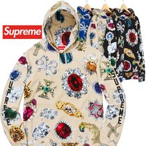 Supreme シュプリーム Jewels Hooded Sweatshirt AW 18 WEEK 5