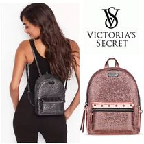 ★Victoria's secret Runway small city backpack グリッター☆