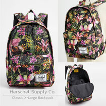 Herschel【送料込】Classic X-Large Backpack 花柄 バックパック