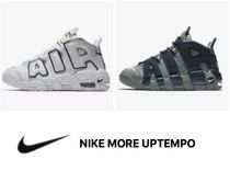 ☆SALE☆大人もOK☆NIKE AIR MORE UPTEMPO Big Kids スニーカー